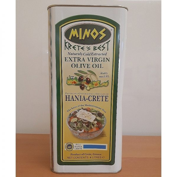 Extra Virgin Olive Oil 4 litres