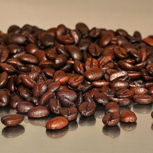 Brazilian coffee beans