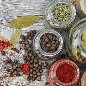 Spices, Herbs & Sugars