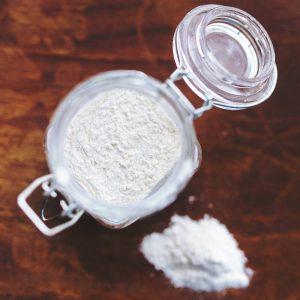 spelt white flour
